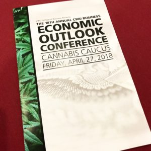 CWU Hosts Cannabis Conference